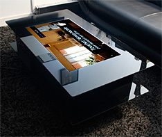 Immo tactile table basse tactile - Table basse tactile prix ...